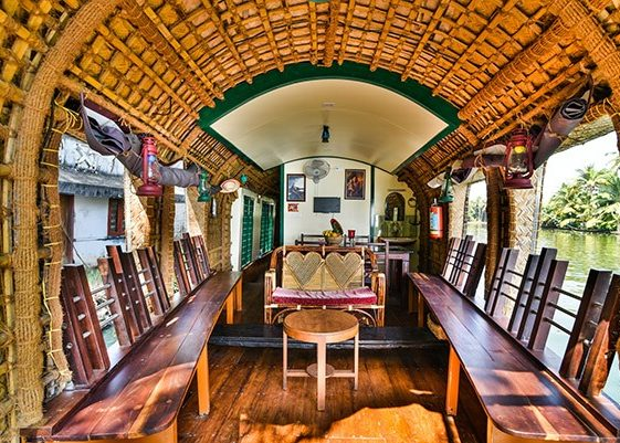 House Boat | Kerala | India | Asia