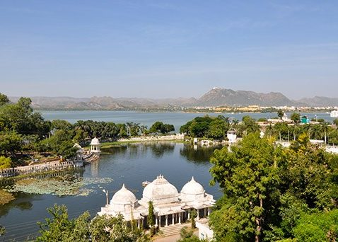 Lake Pichola | Udaipur | India | Asia