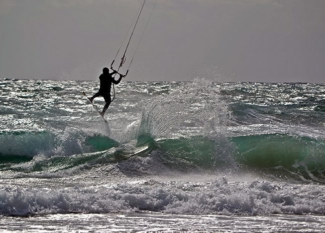 Kite Surfing | Mediterranean Coast | Spain | Europe