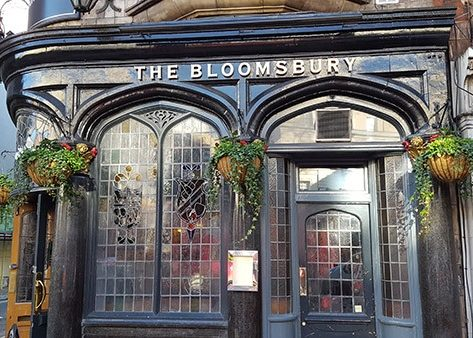 The Bloomsbury Pub | London Street | London | England