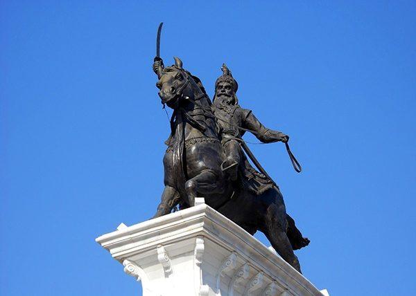 Statue   Amritsar   Punjab