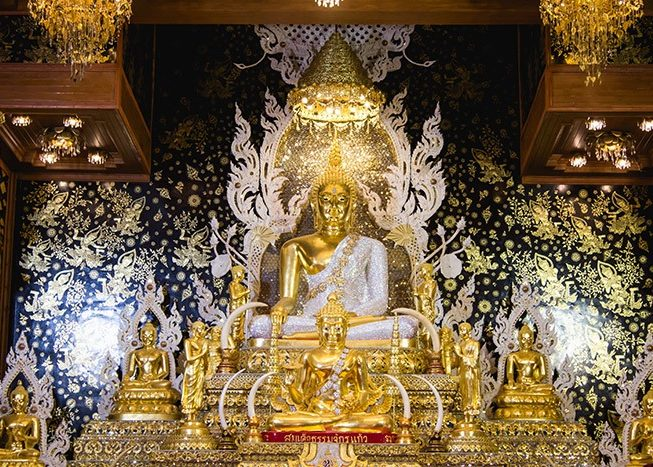 Gold Buddha | Bangkok | Thailand | Asia