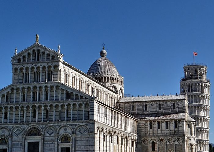 Pisa   Leaning Tower   Italy   Europe