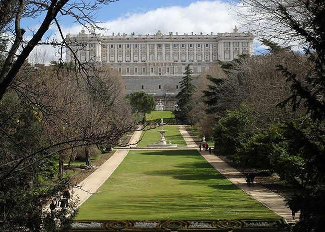 Royal Palace | Madrid | Spain | Europe
