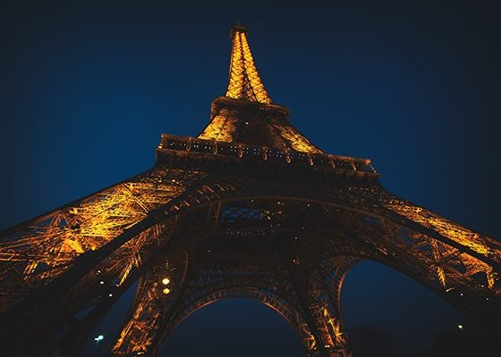 Eiffel Tower   Paris   France   Europe