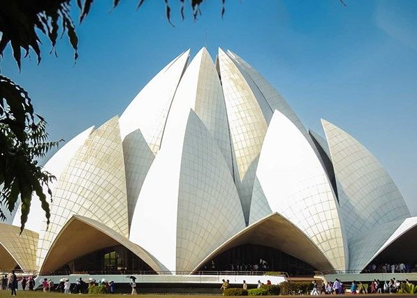 Lotus Temple | Delhi | India