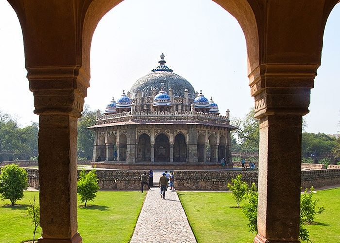 Isa Khan Tomb | Delhi | India