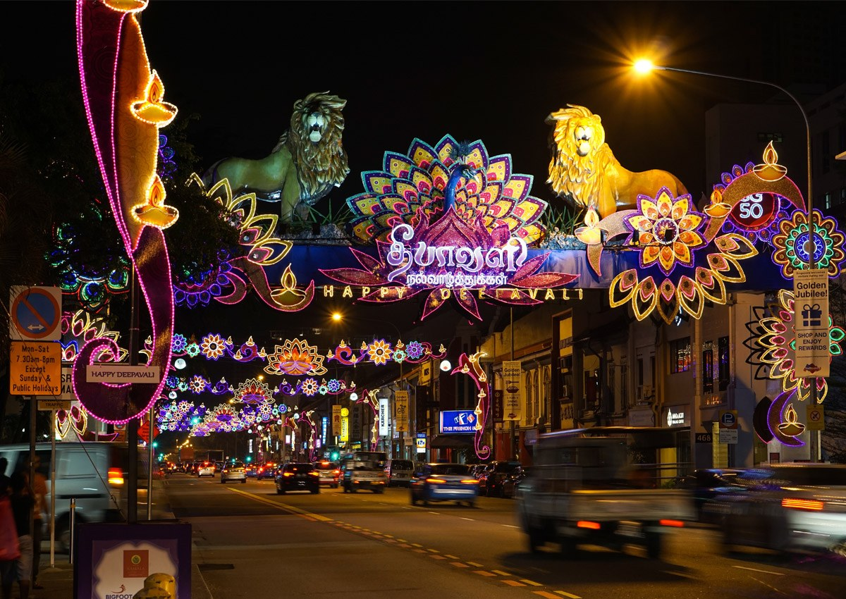 Singapore's Little India